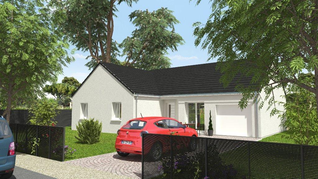 Maisons du constructeur MAISONS CPR • 85 m² • CHATEAUNEUF SUR LOIRE