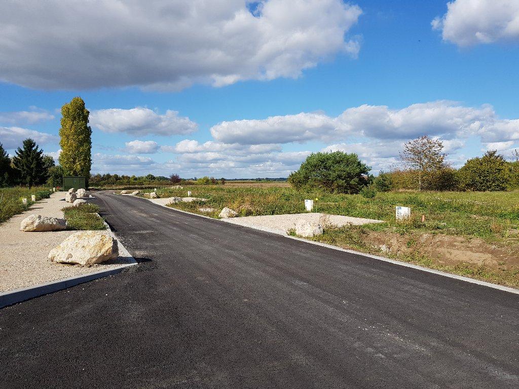 Terrains du constructeur MAISONS CPR • 578 m² • SAINT BENOIT SUR LOIRE