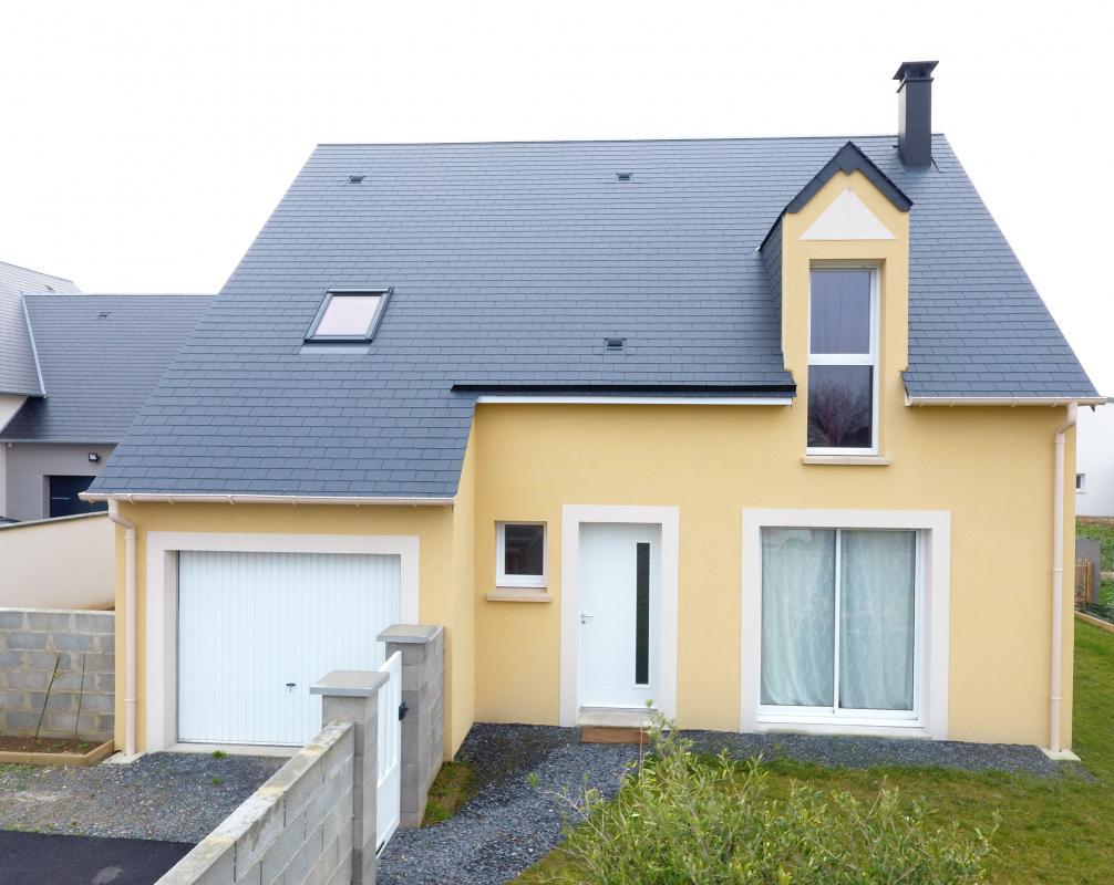 Maisons + Terrains du constructeur LES MAISONS KERBEA • 103 m² • SAINT PIERRE SUR DIVES