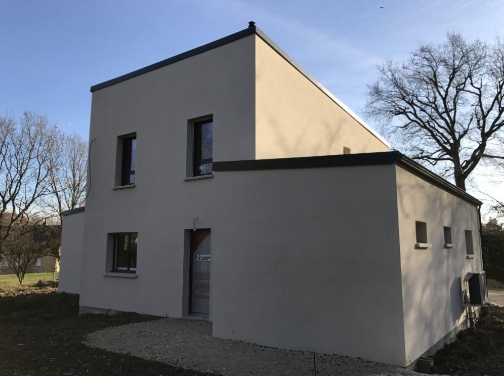 Maisons + Terrains du constructeur LES MAISONS KERBEA • 121 m² • FALAISE