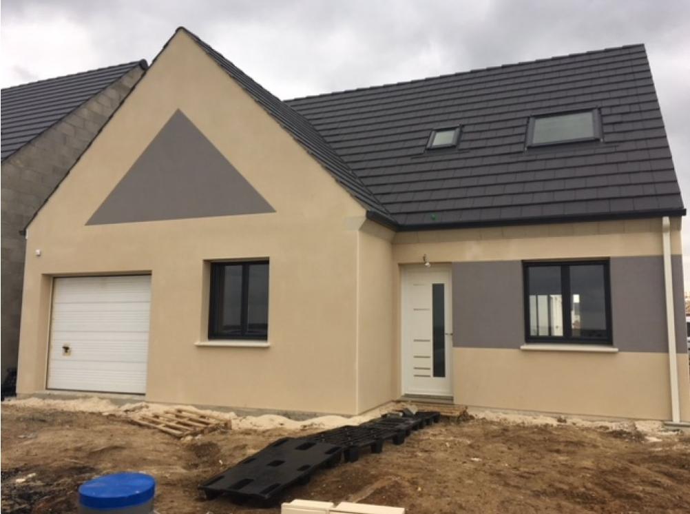 Maisons + Terrains du constructeur LES MAISONS KERBEA • 130 m² • BAYEUX
