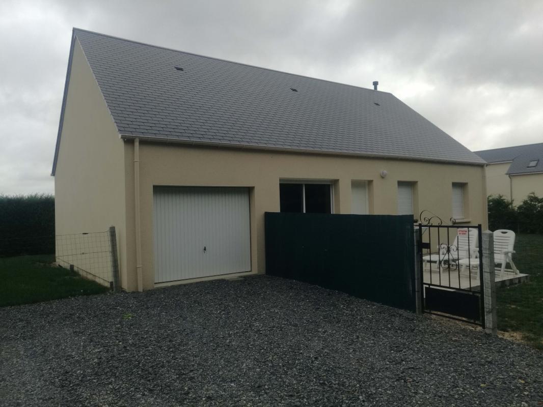 Maisons + Terrains du constructeur LES MAISONS KERBEA • 70 m² • COURSEULLES SUR MER