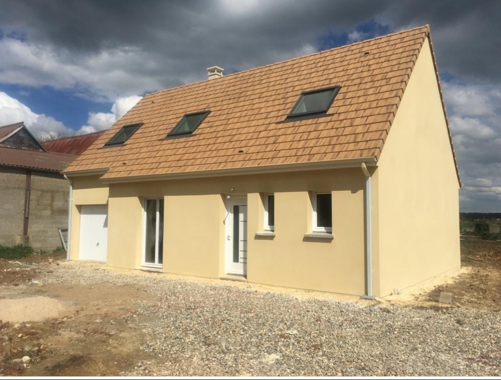 Maisons + Terrains du constructeur LES MAISONS KERBEA • 136 m² • CAEN