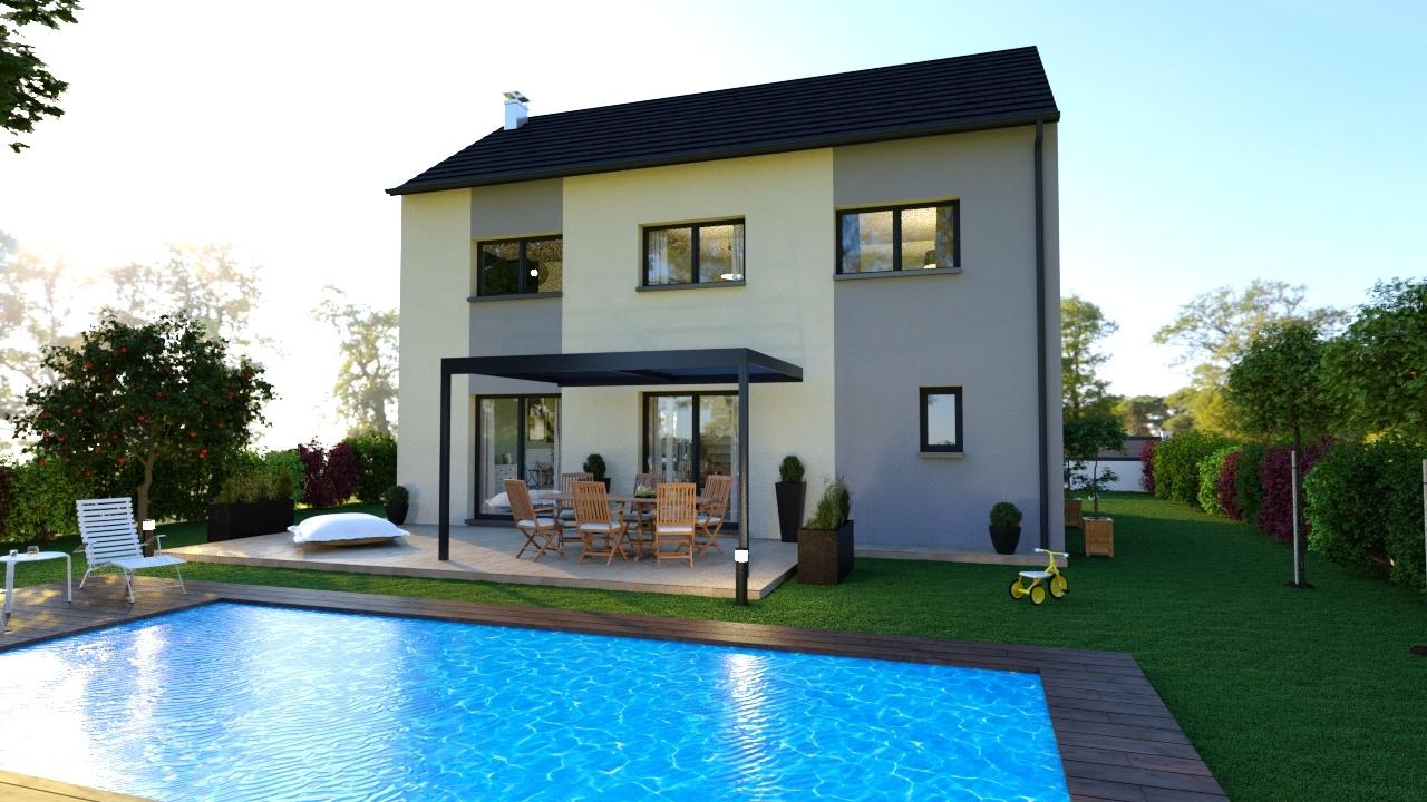 Maisons + Terrains du constructeur MAISONS LOGELIS • 119 m² • MORSANG SUR ORGE