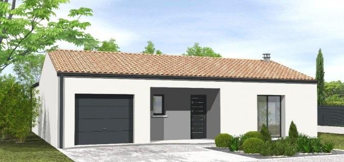 Maisons + Terrains du constructeur MA VILLA 34 - IMMO BAT • 90 m² • ROUJAN