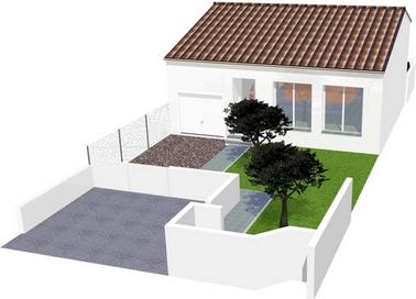 Maisons + Terrains du constructeur MA VILLA 34 - IMMO BAT • 80 m² • MARAUSSAN