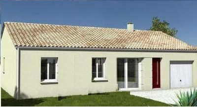 Maisons + Terrains du constructeur MA VILLA 34 - IMMO BAT • 80 m² • CAPESTANG