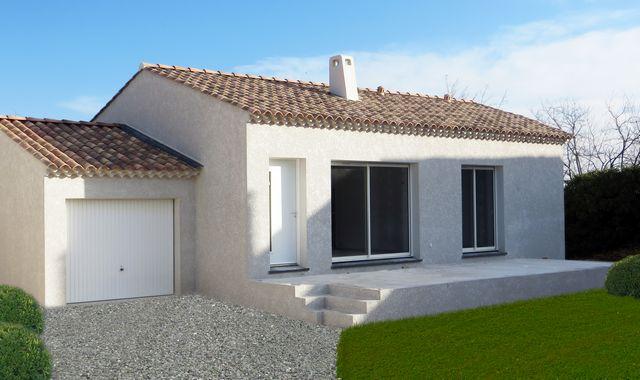 Maisons + Terrains du constructeur MAISONS MADDALENA • 82 m² • CASTILLON DU GARD