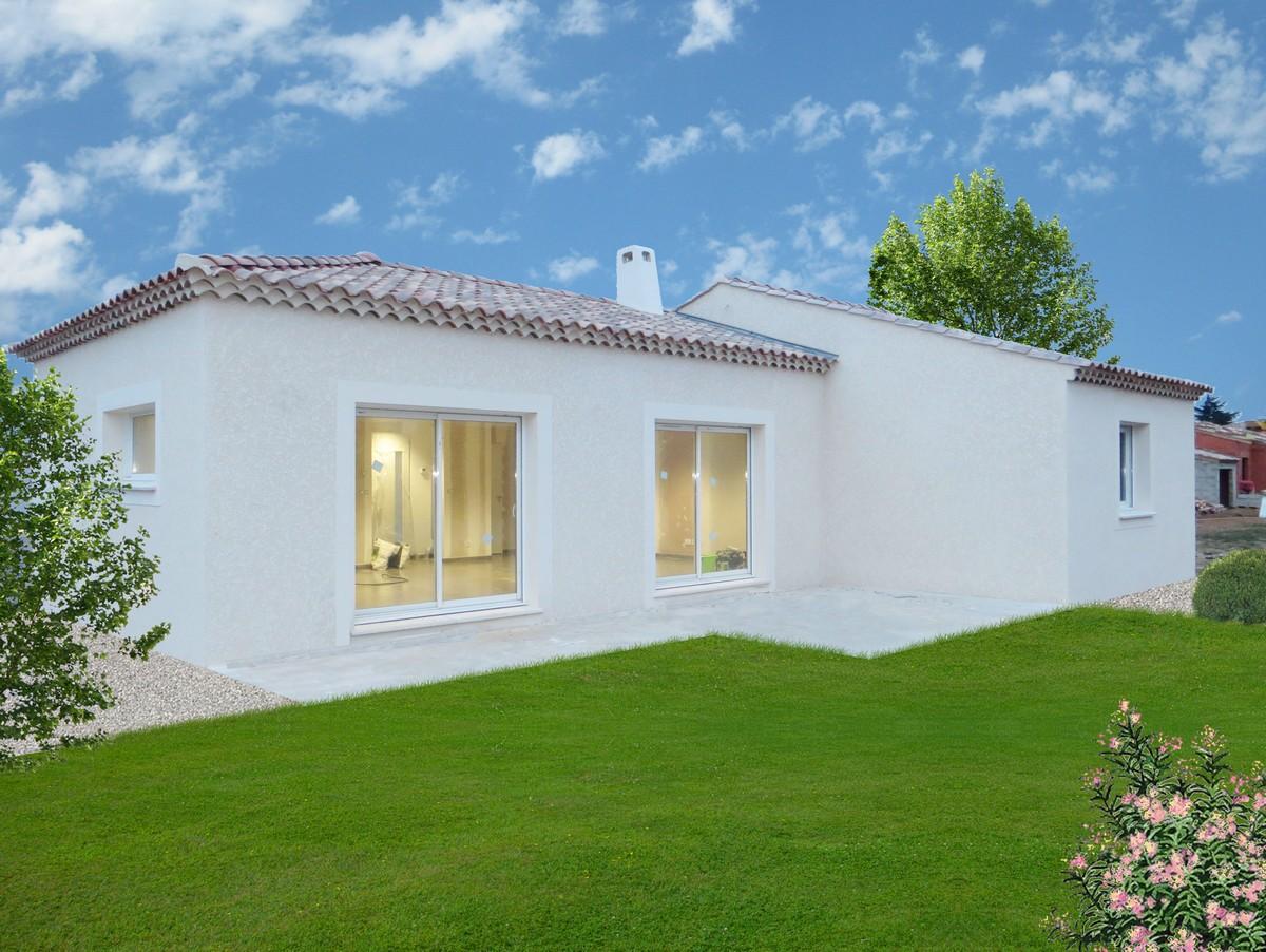 Maisons + Terrains du constructeur MAISONS MADDALENA • 80 m² • GAJAN