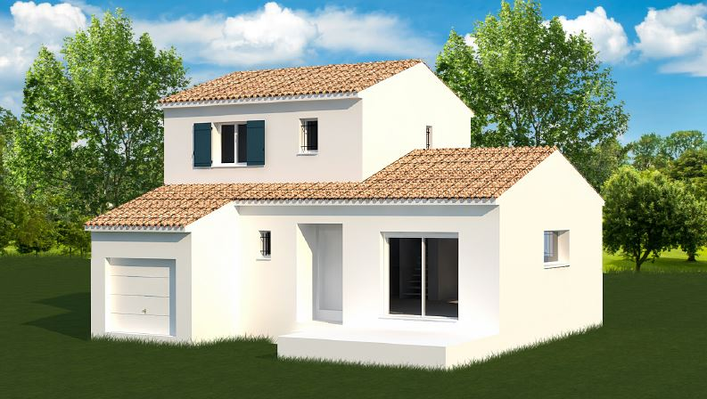 Maisons + Terrains du constructeur MAISONS MADDALENA • 92 m² • SERNHAC