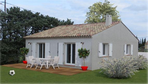 Maisons + Terrains du constructeur MAISONS MADDALENA • 86 m² • MUS