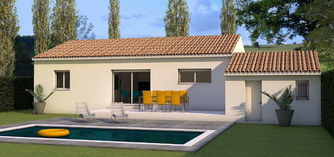 Maisons + Terrains du constructeur MAISONS MADDALENA • 85 m² • BEAUCAIRE