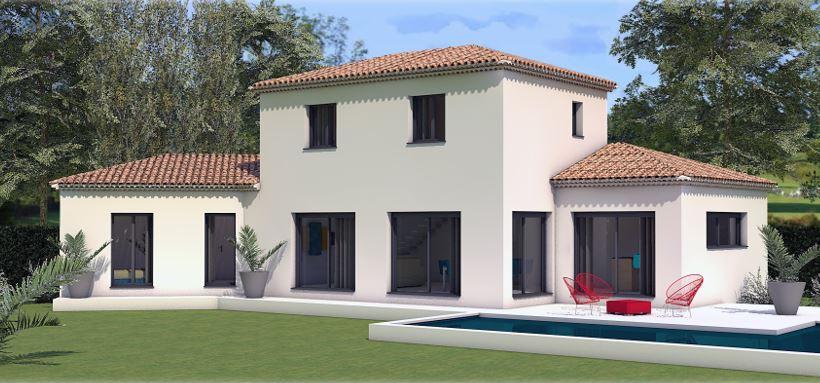 Maisons + Terrains du constructeur MAISONS MADDALENA • 125 m² • CONGENIES