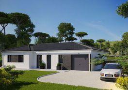 Maisons + Terrains du constructeur CEL • 85 m² • POUZOLLES