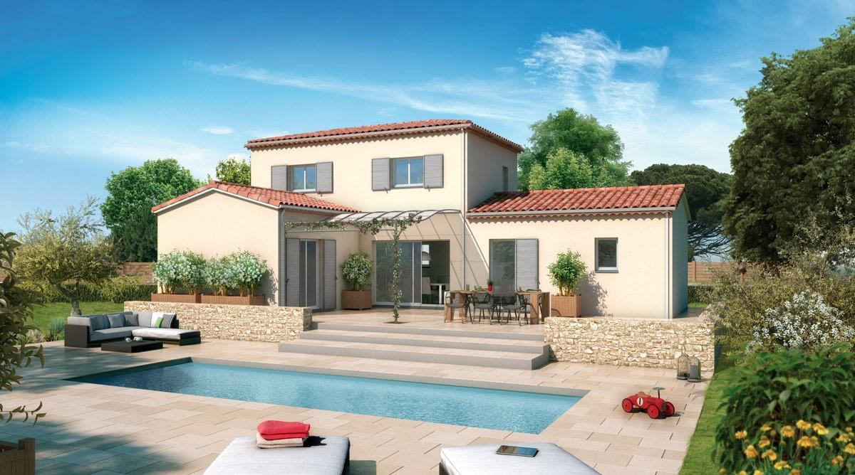 Maisons + Terrains du constructeur CEL • 101 m² • LAMALOU LES BAINS
