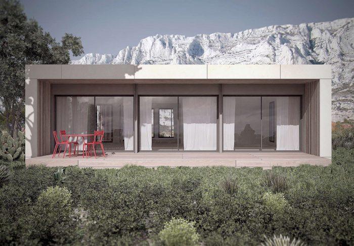 Maisons du constructeur KIRIGAMI CONSTRUCTION • 143 m² • MONTASTRUC LA CONSEILLERE