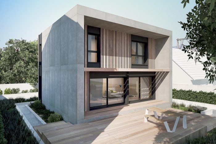 Maisons du constructeur KIRIGAMI CONSTRUCTION • 106 m² • TOULOUSE