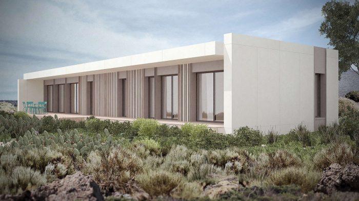 Maisons du constructeur KIRIGAMI CONSTRUCTION • 109 m² • MAURESSAC