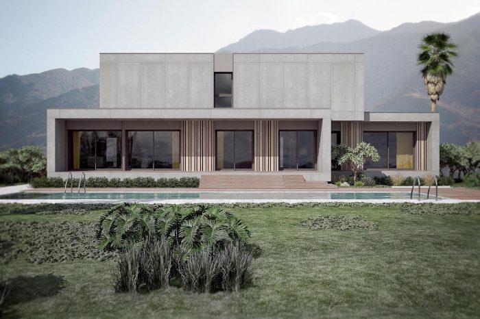 Maisons du constructeur KIRIGAMI CONSTRUCTION • 214 m² • PECHABOU