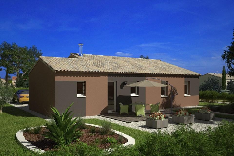 Maisons du constructeur LMP CONSTRUCTEUR • 73 m² • BEAUREPAIRE