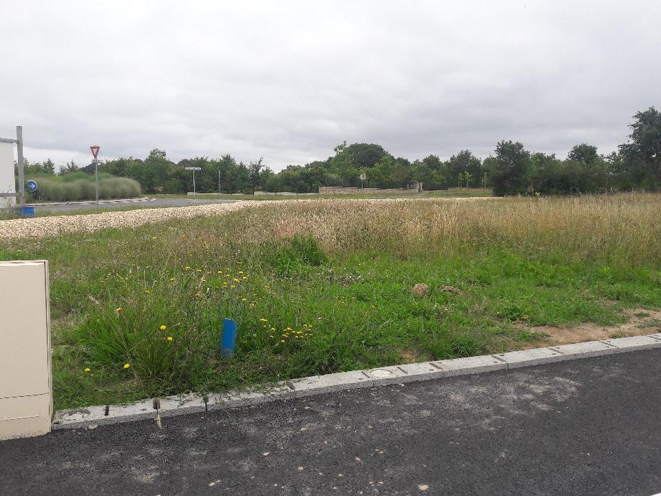 Terrains du constructeur LMP CONSTRUCTEUR • 762 m² • SAINT GERMAIN DE PRINCAY