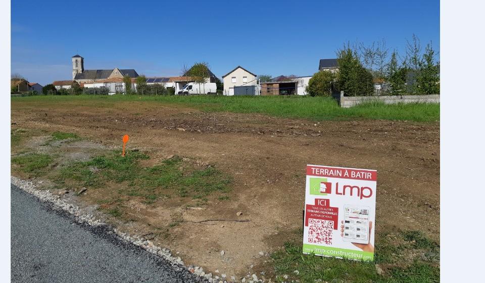 Terrains du constructeur LMP CONSTRUCTEUR • 312 m² • BAZOGES EN PAILLERS