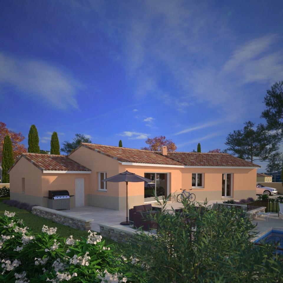 Maisons + Terrains du constructeur MAISONS FRANCE CONFORT • 112 m² • ESPARRON DE VERDON