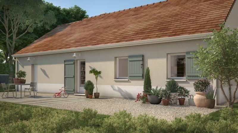 Maisons + Terrains du constructeur MAISONS BALENCY • 92 m² • SAINT MARD