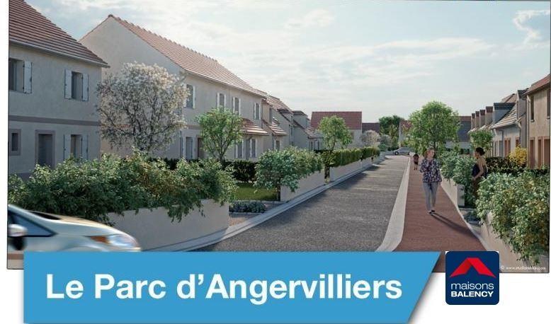 Terrains du constructeur MAISONS BALENCY • 319 m² • ANGERVILLIERS