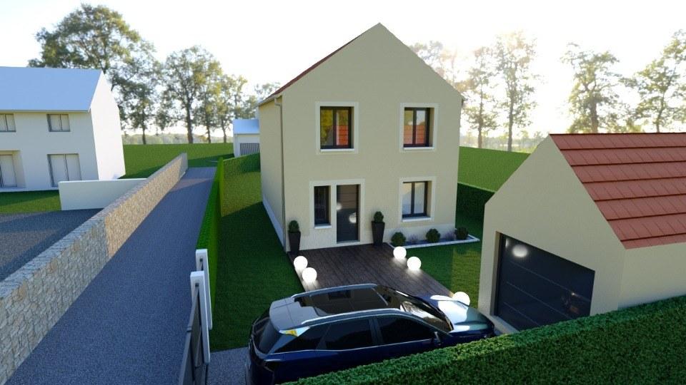 Terrains du constructeur MAISONS BALENCY • 410 m² • LISSES