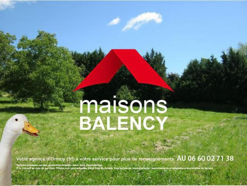 Terrains du constructeur MAISONS BALENCY • 543 m² • CORBEIL ESSONNES