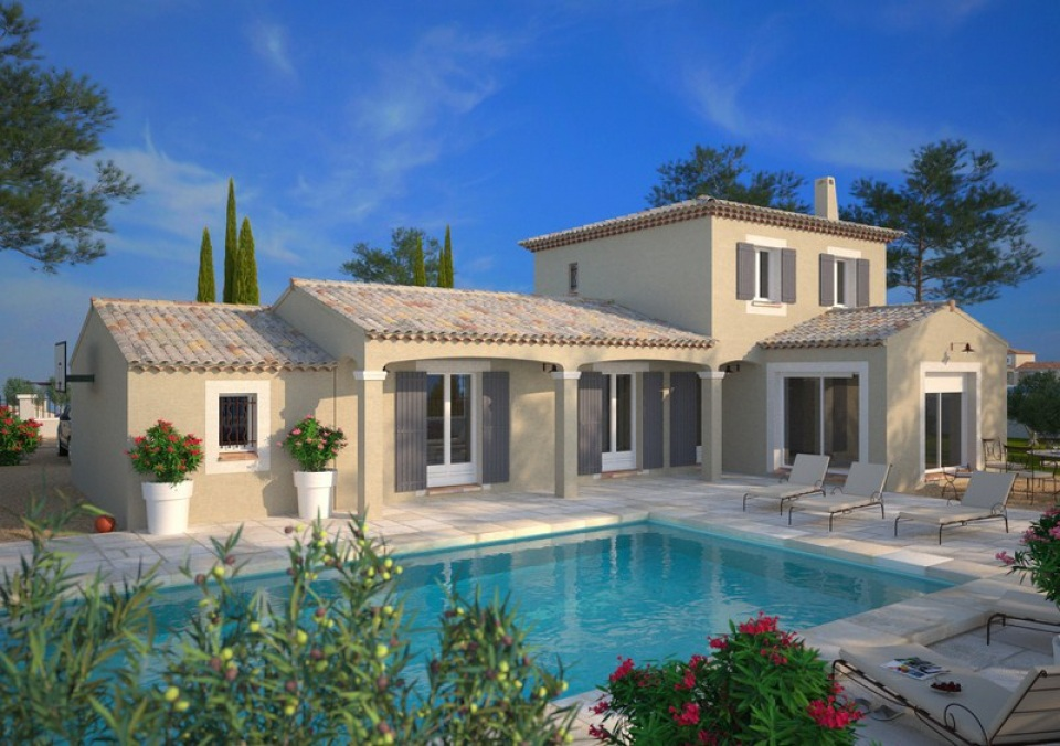 Maisons + Terrains du constructeur MAISONS BALENCY • 90 m² • FONTARECHES