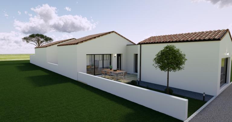 Terrains du constructeur MAISON D'EN FRANCE • 650 m² • OLONNE SUR MER