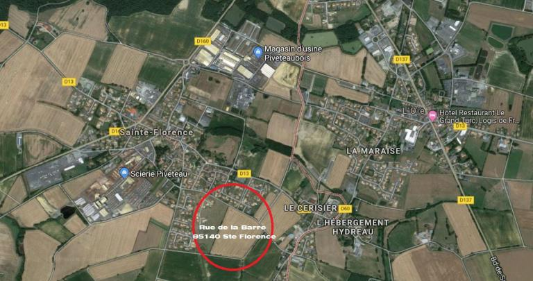Terrains du constructeur MAISON D'EN FRANCE • 586 m² • LES ESSARTS