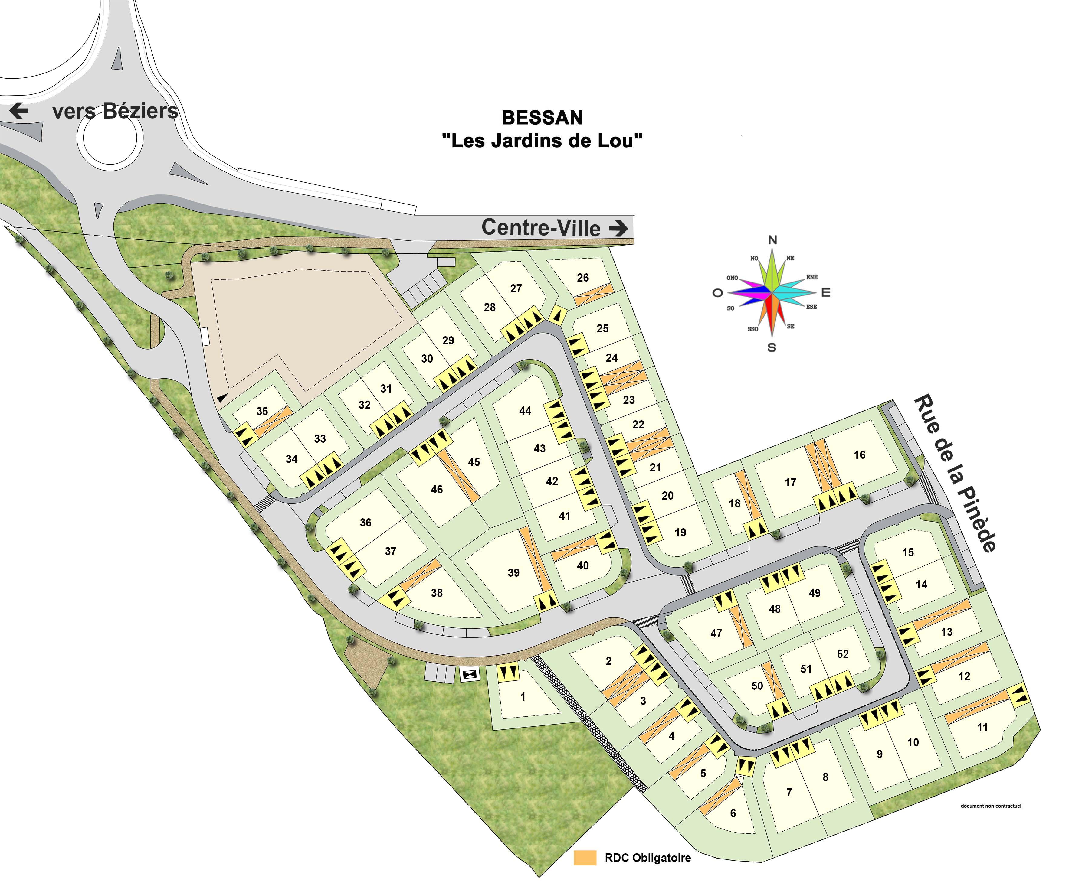 Maisons du constructeur BTL • 70 m² • BESSAN