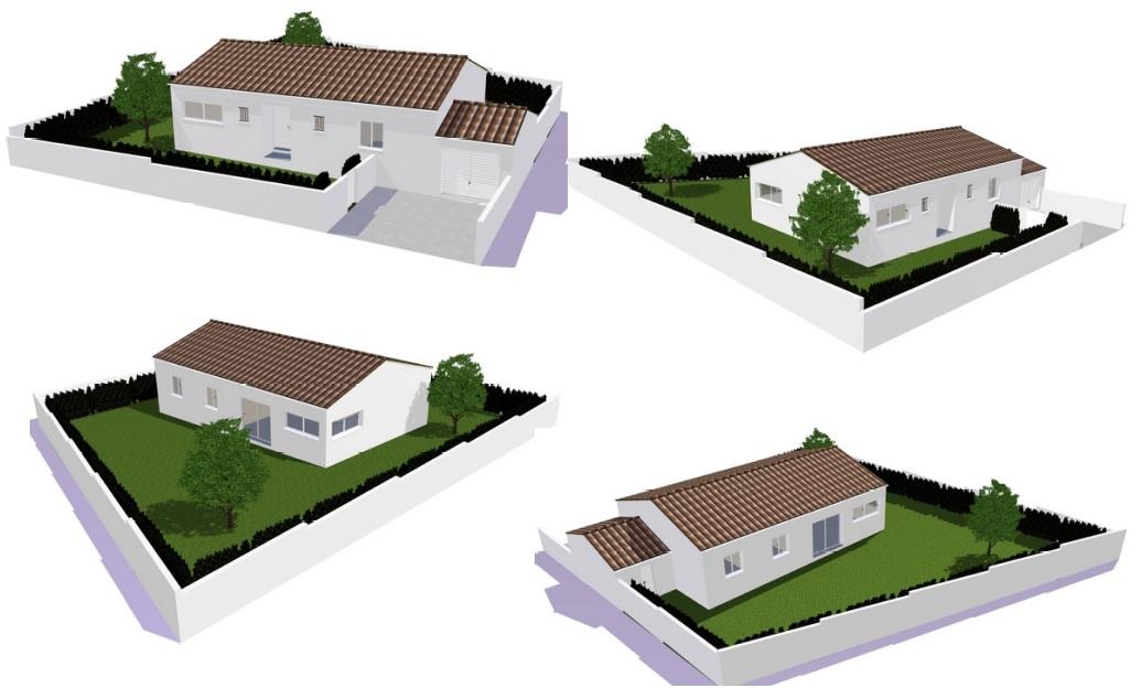 Maisons du constructeur BTL • 80 m² • SERVIAN