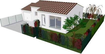 Maisons du constructeur BTL • 80 m² • PERET