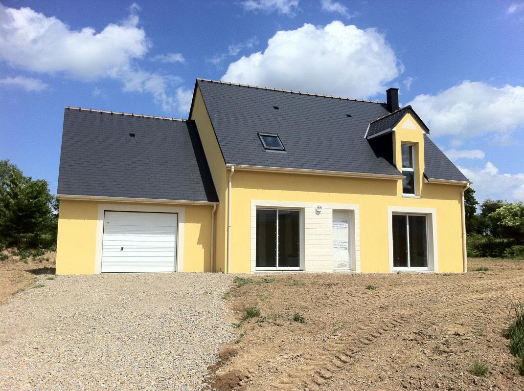 Maisons + Terrains du constructeur MAISONS AXCESS • 101 m² • PONTS