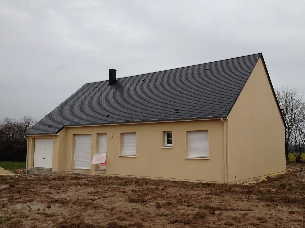 Maisons + Terrains du constructeur MAISONS AXCESS • 87 m² • VALOGNES