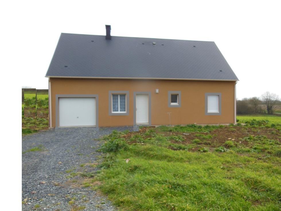 Maisons + Terrains du constructeur MAISONS AXCESS • 70 m² • LESSAY