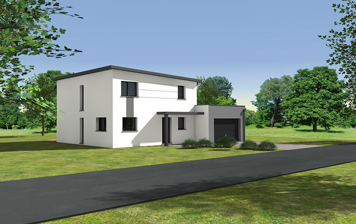 Maisons du constructeur CARRENEUF - AGENCES ANGERS-CHOLET SAUM • ANGERS