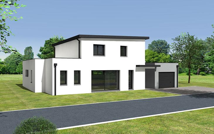 Maisons du constructeur CARRENEUF - AGENCES ANGERS-CHOLET SAUM • CHACE