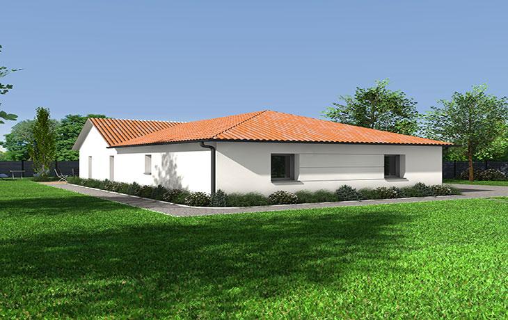 Maisons du constructeur CARRENEUF - AGENCES ANGERS-CHOLET SAUM • SAINT LAURENT DES AUTELS
