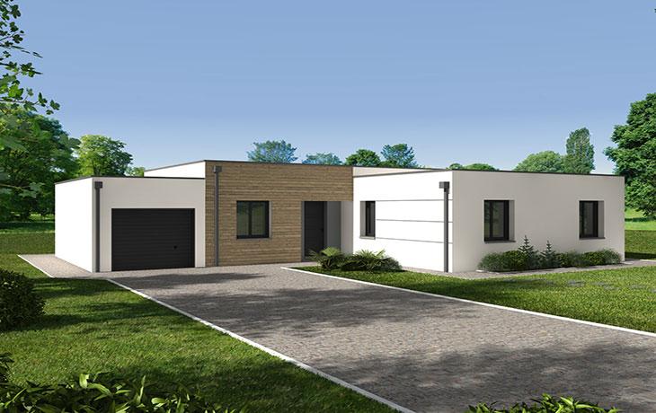 Maisons du constructeur CARRENEUF - AGENCES ANGERS-CHOLET SAUM • LA CORNUAILLE