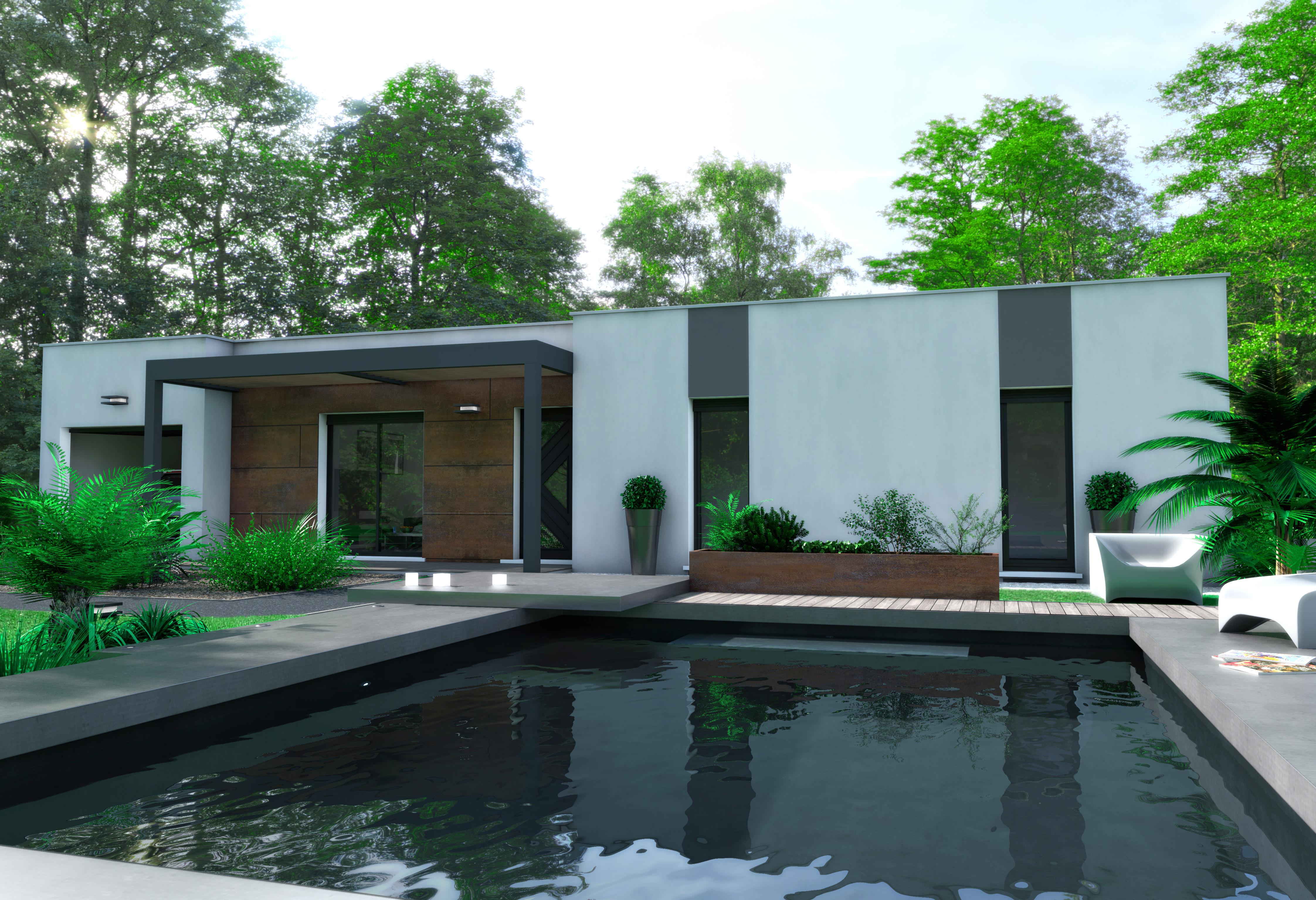 Maisons + Terrains du constructeur OC  RESIDENCES • 100 m² • SERIGNAN