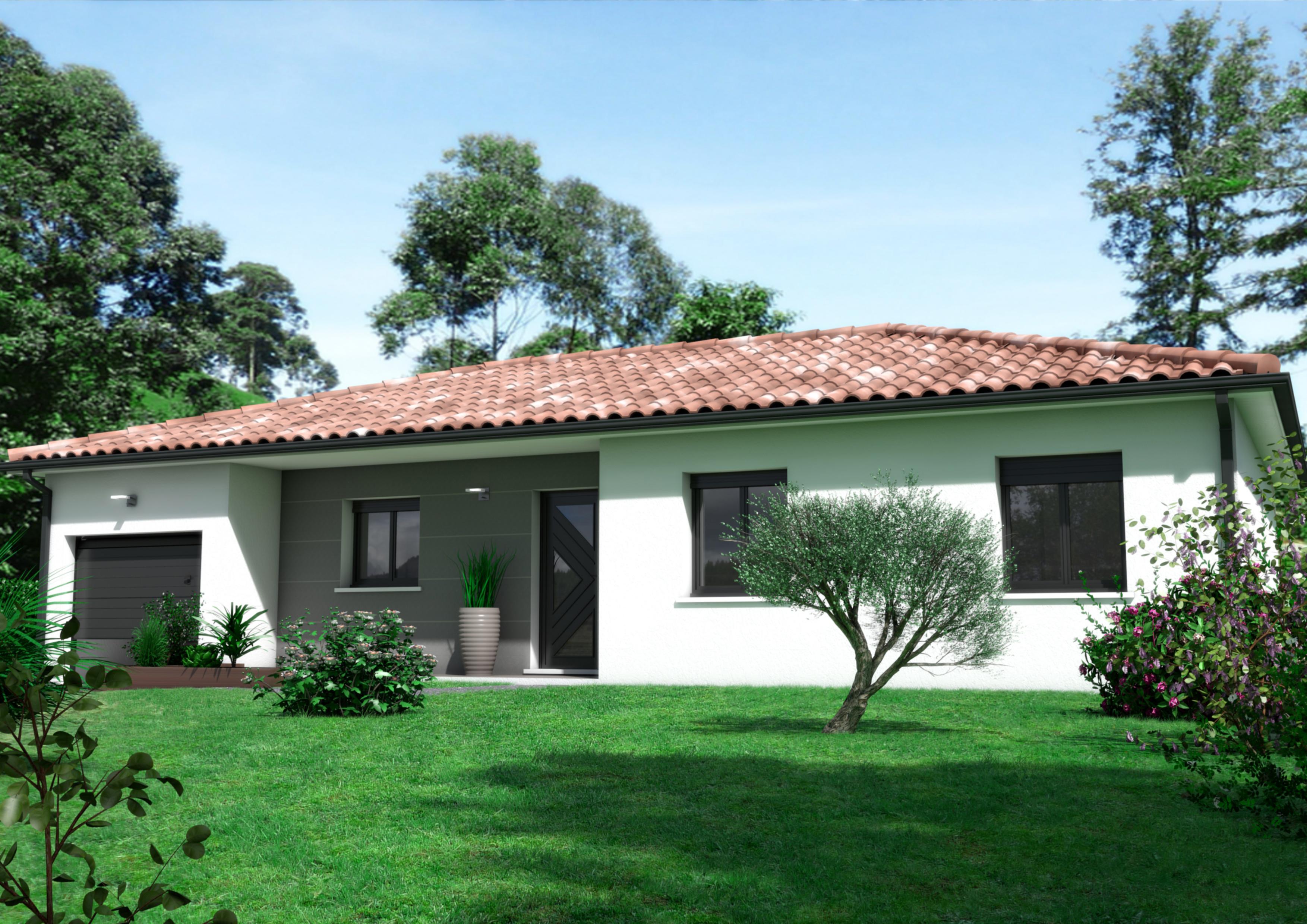 Maisons + Terrains du constructeur OC  RESIDENCES • 89 m² • CAZOULS LES BEZIERS