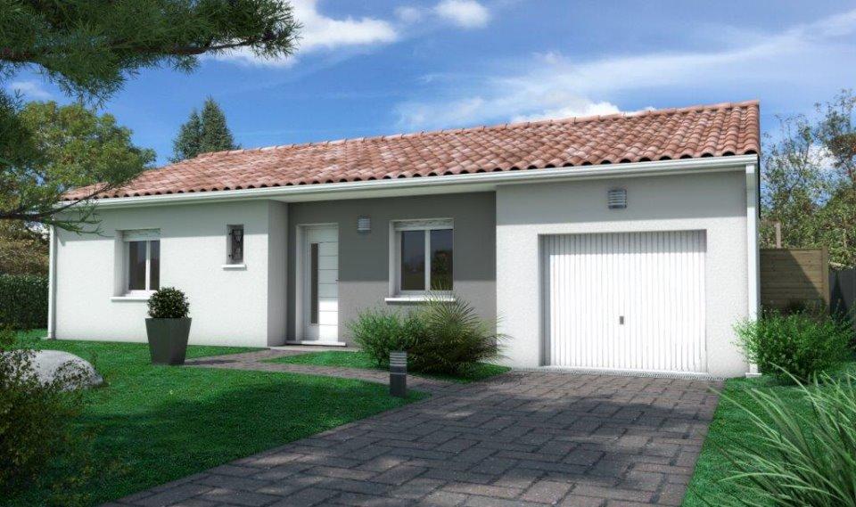 Maisons + Terrains du constructeur OC  RESIDENCES • 80 m² • NISSAN LEZ ENSERUNE
