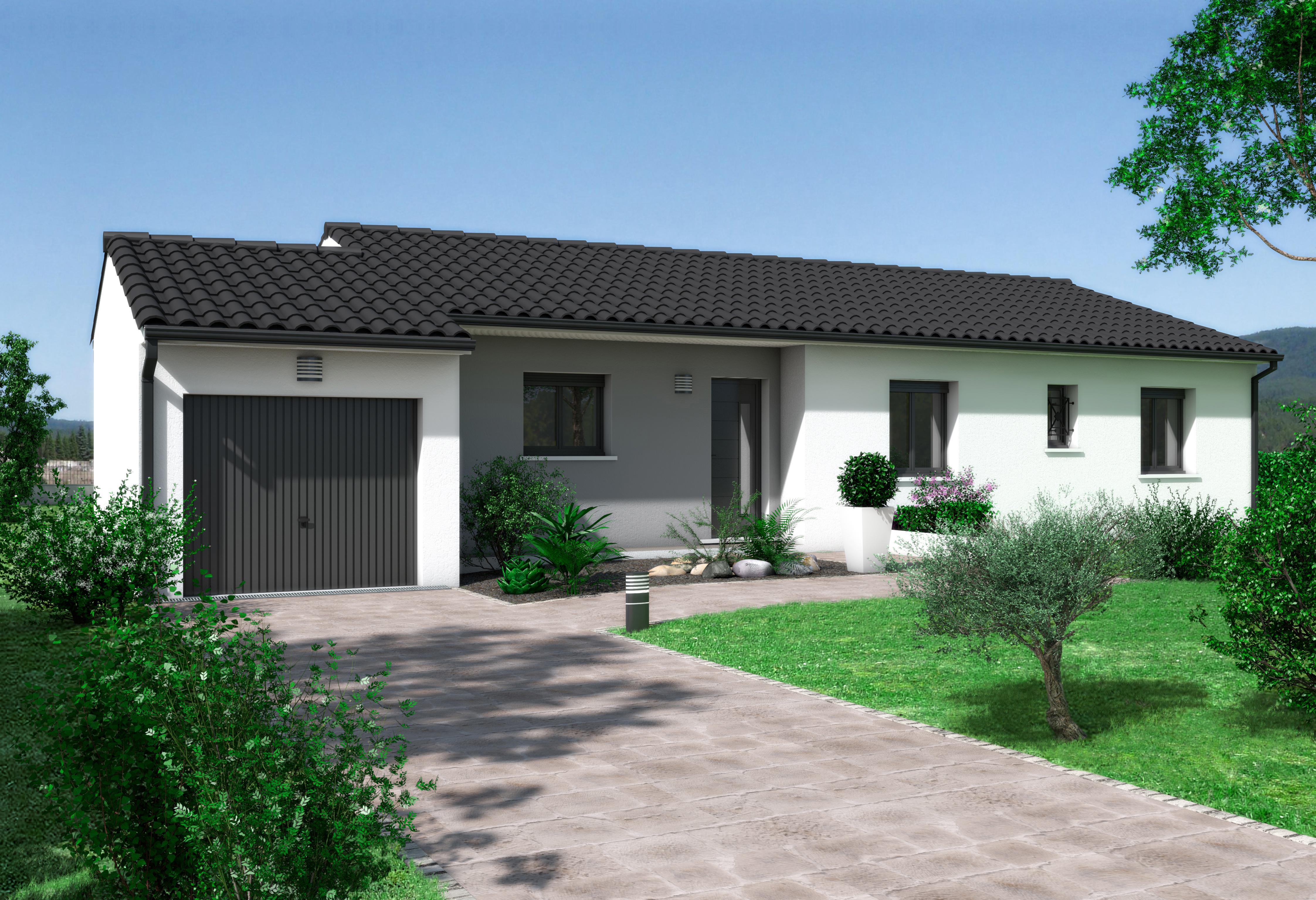 Maisons + Terrains du constructeur OC  RESIDENCES • 100 m² • COLOMBIERS