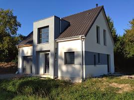Maisons du constructeur MIKIT MENONCOURT • 110 m² • ELOIE