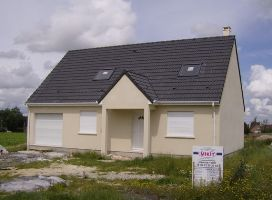 Maisons + Terrains du constructeur MIKIT MENONCOURT • 100 m² • DORANS
